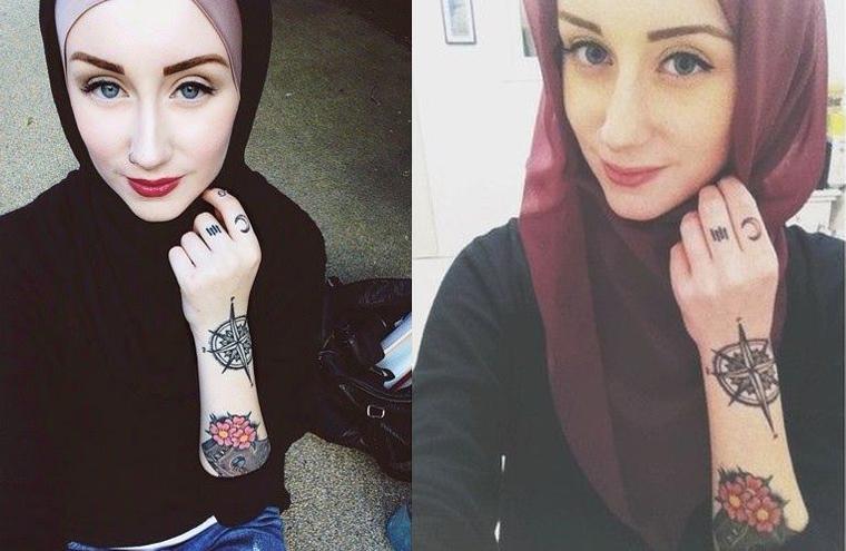 tattooedhijabi